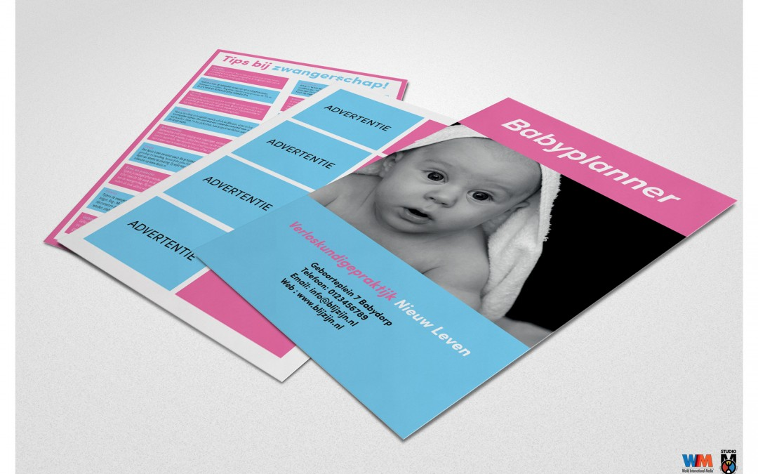Babyplanner van World International Media BV