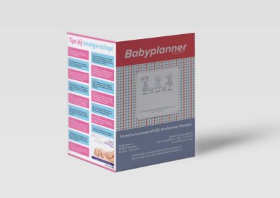 Babyplanner Arnhemse meisjes