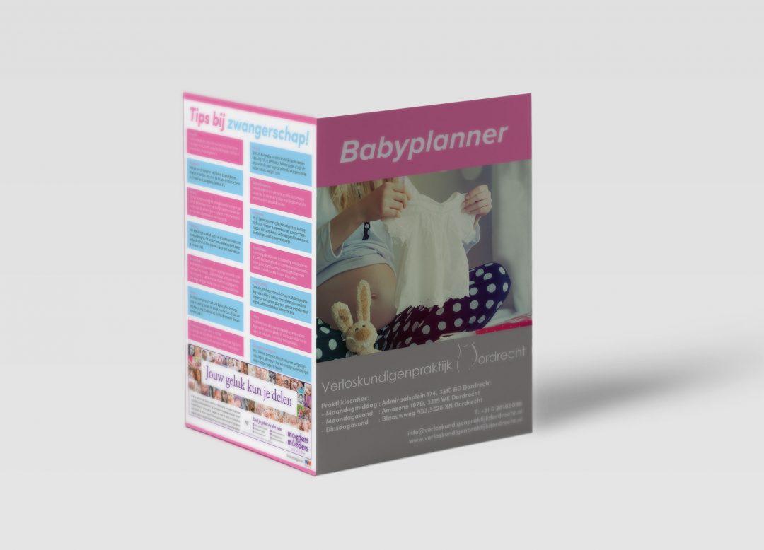 Babyplanner Verloskundigenpraktijk Dordrecht