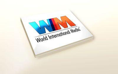 Wij van World International Media BV maken ook uw logo.