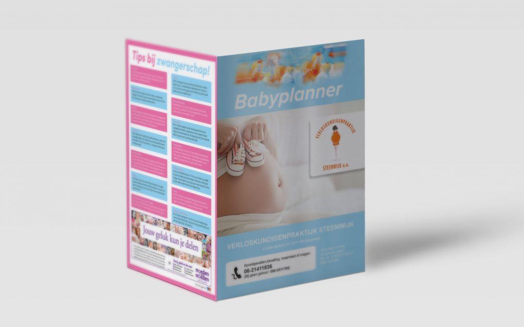 Babyplanner Verloskundigenpraktijk Steenwijk