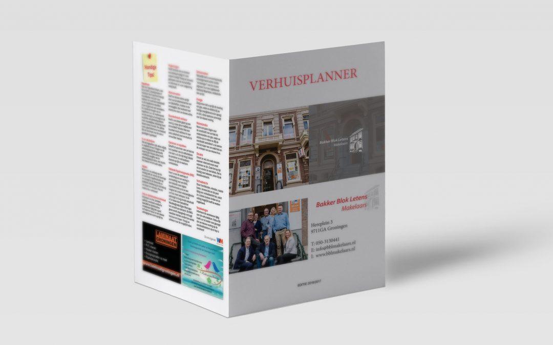 Verhuisplanner BBL Makelaars te Groningen