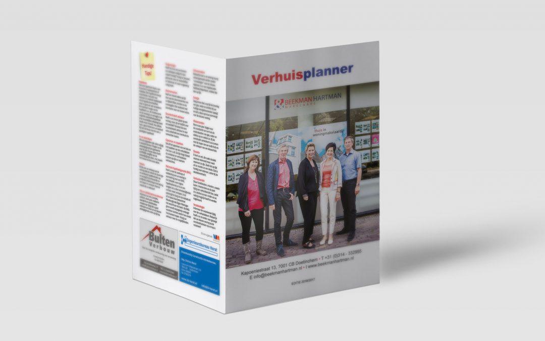 Verhuisplanner Beekman-Hartman Doetinchem